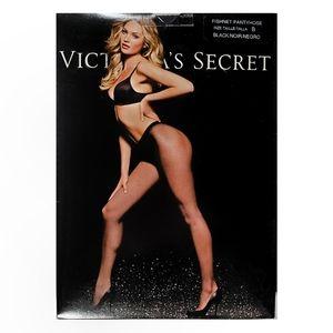 Victoria's Secret Fishnet Pantyhose Sexy Lingerie